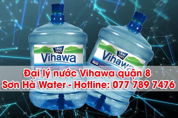 đại lý nước Vihawa quận 8