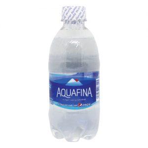 Nước tinh khiết Aquafina 355ml thùng 24 chai