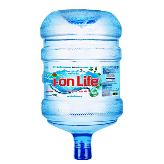 Bình I-on Life 19l úp