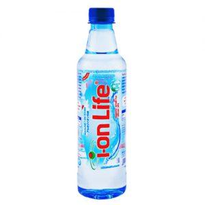Nước ion Life 450ml thùng 24 chai