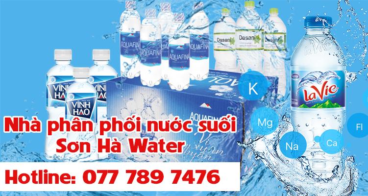 đại lý giao nước suối quận 8