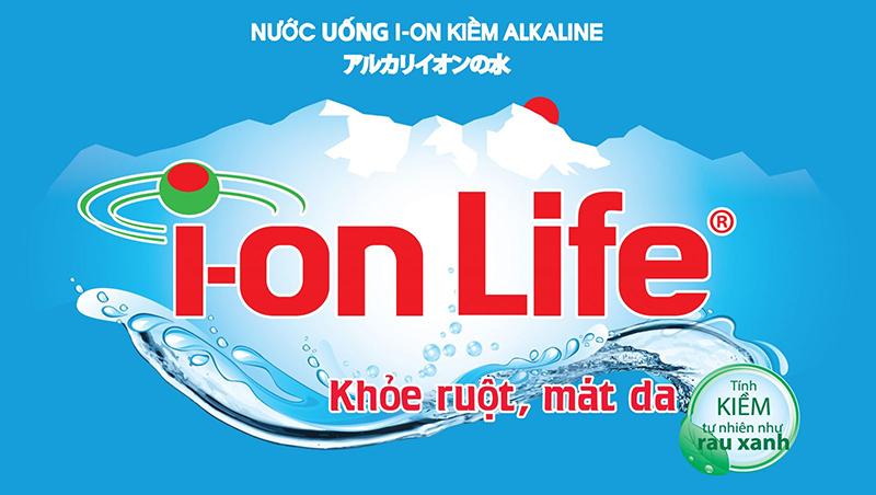 nước bình ion life