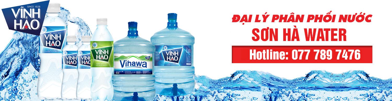 đại lý nước Vĩnh Hảo Sơn Hà Water