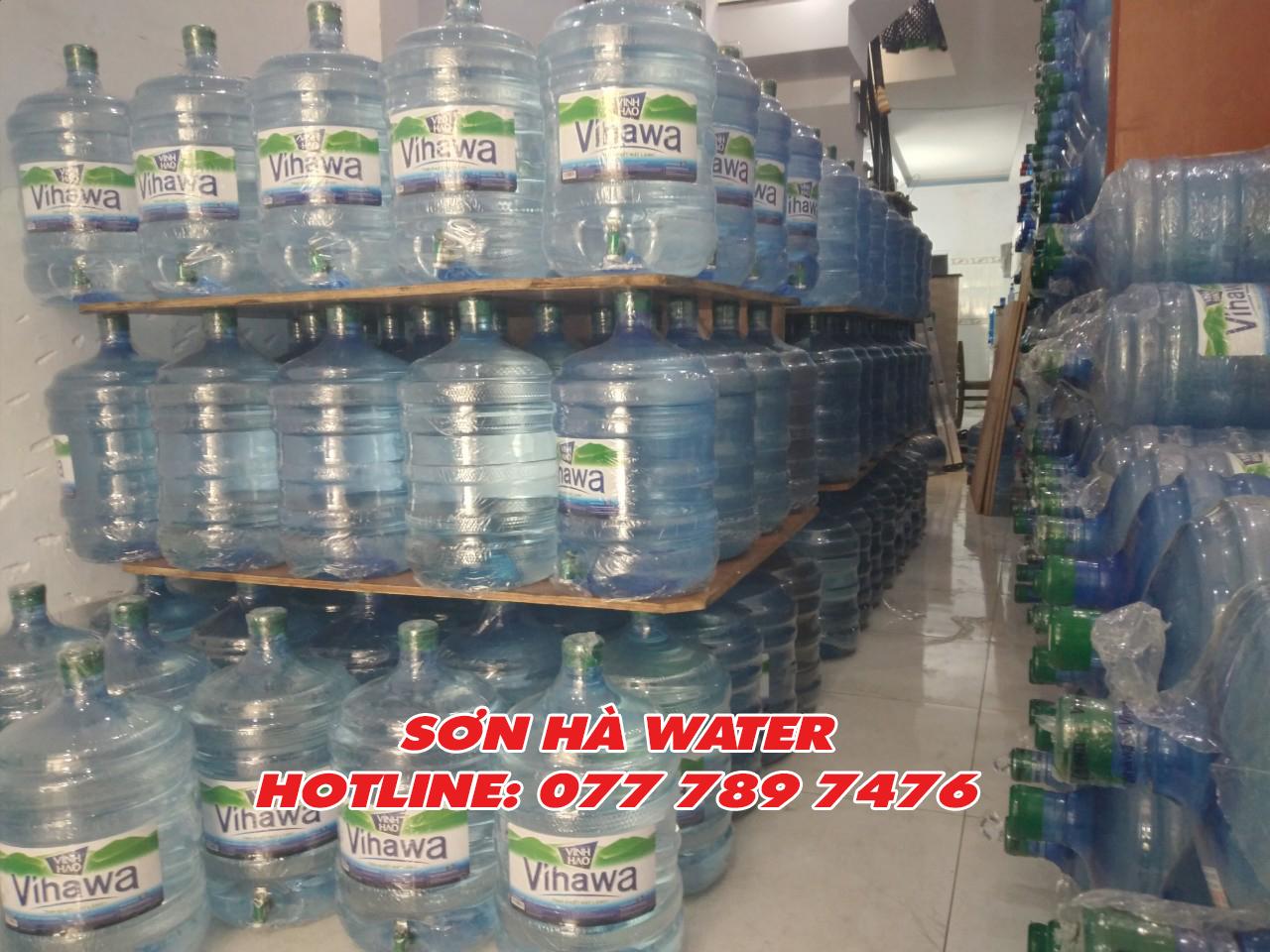 nước uống Vihawa quận 3
