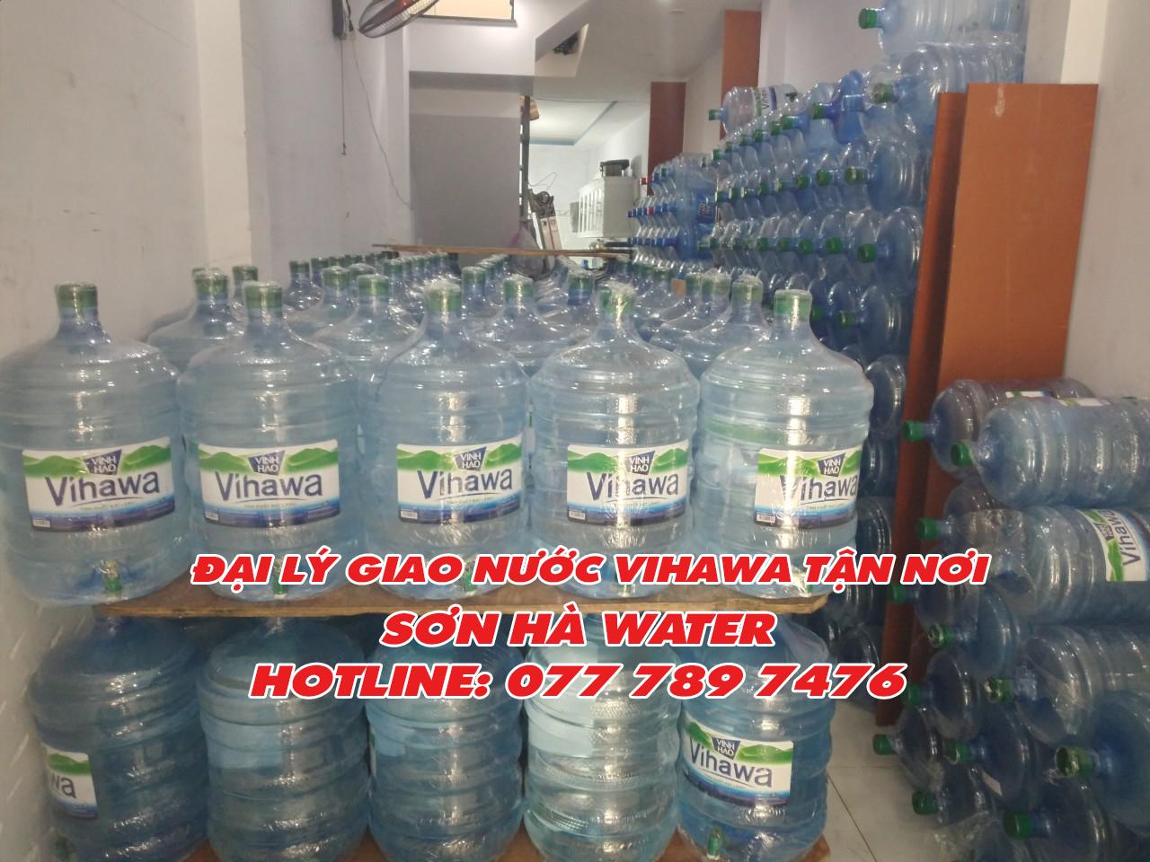 đại lý nước Vihawa Sơn Hà Water