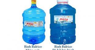 phân biệt nước bidrico thật giả