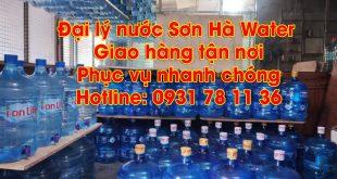 Đại lý giao nước Bidrico Sơn Hà Water