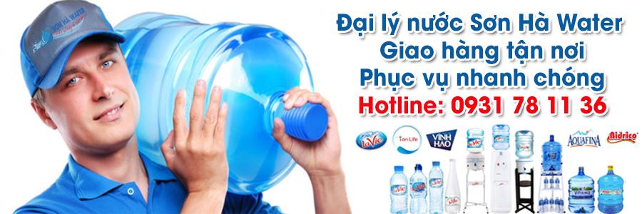 chuỗi giao nước uống Sơn Hà Water