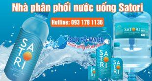 Đại lý nước Satori Sơn Hà Water