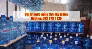 Đại lý nước uống Sơn Hà Water