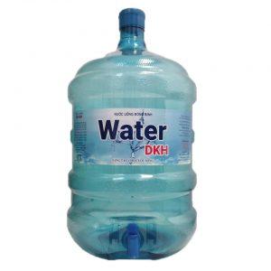 Nước tinh khiết Water DKH 20L bình vòi