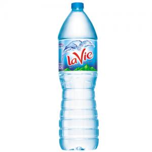 chai nước LaVie 1.5L