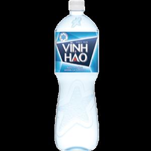 Chai Nước khoáng Vĩnh Hảo chai lớn 1.5L